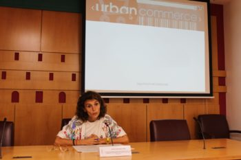 Presentación de Urban Commerce en Vitoria