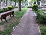 cementerio santa isabel zaramaga basura