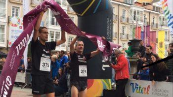 Martin Fiz ganó la semana pasada la Carrera de Empresas