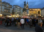 concentracion en vitoria apoyo a cataluña