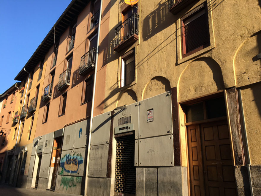 santo domingo edificios derrumbe