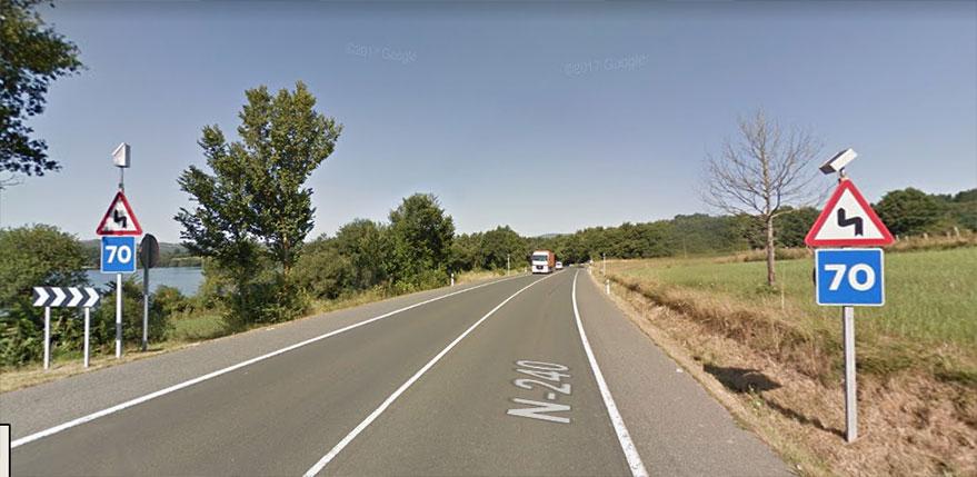 n240 alava carretera