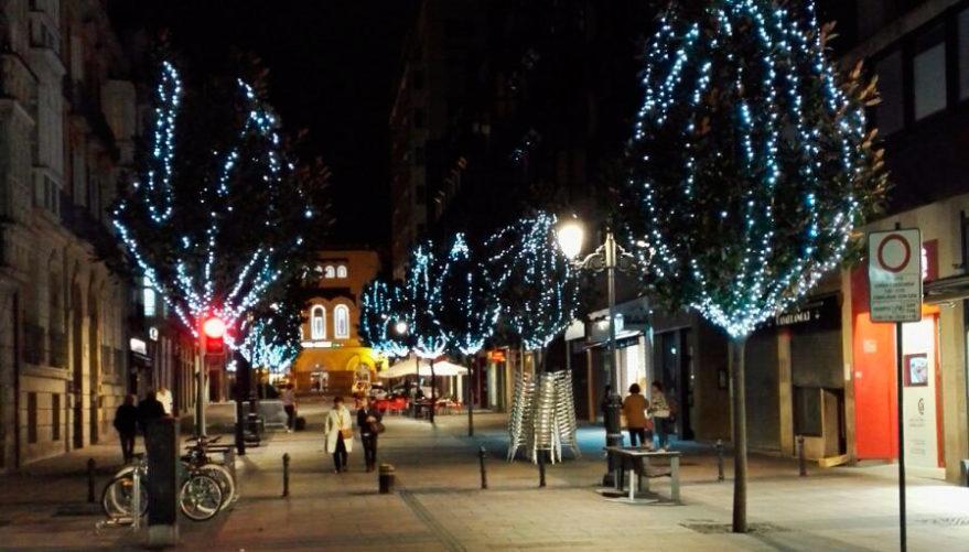 La navidad llega a vitoria gasteiz gasteiz hoy - Iluminacion vitoria ...