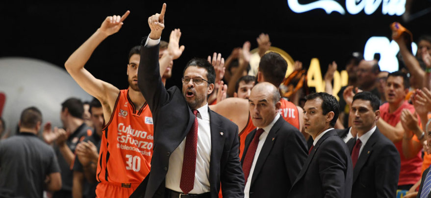 Pedro Martínez Baskonia Valencia Basket