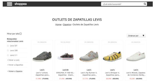 shoppea-buscador-outlets-ropa