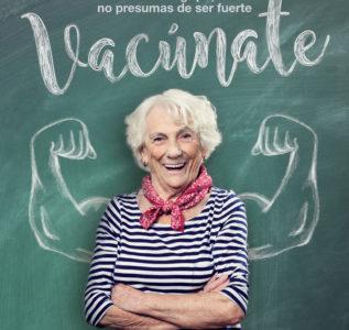 La campaña de vacunación contra la gripe comienza el próximo lunes