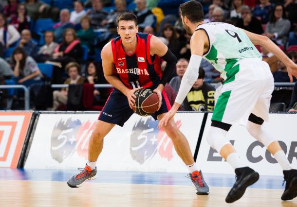 Baskonia renueva a Matt Janning hasta final de temporada