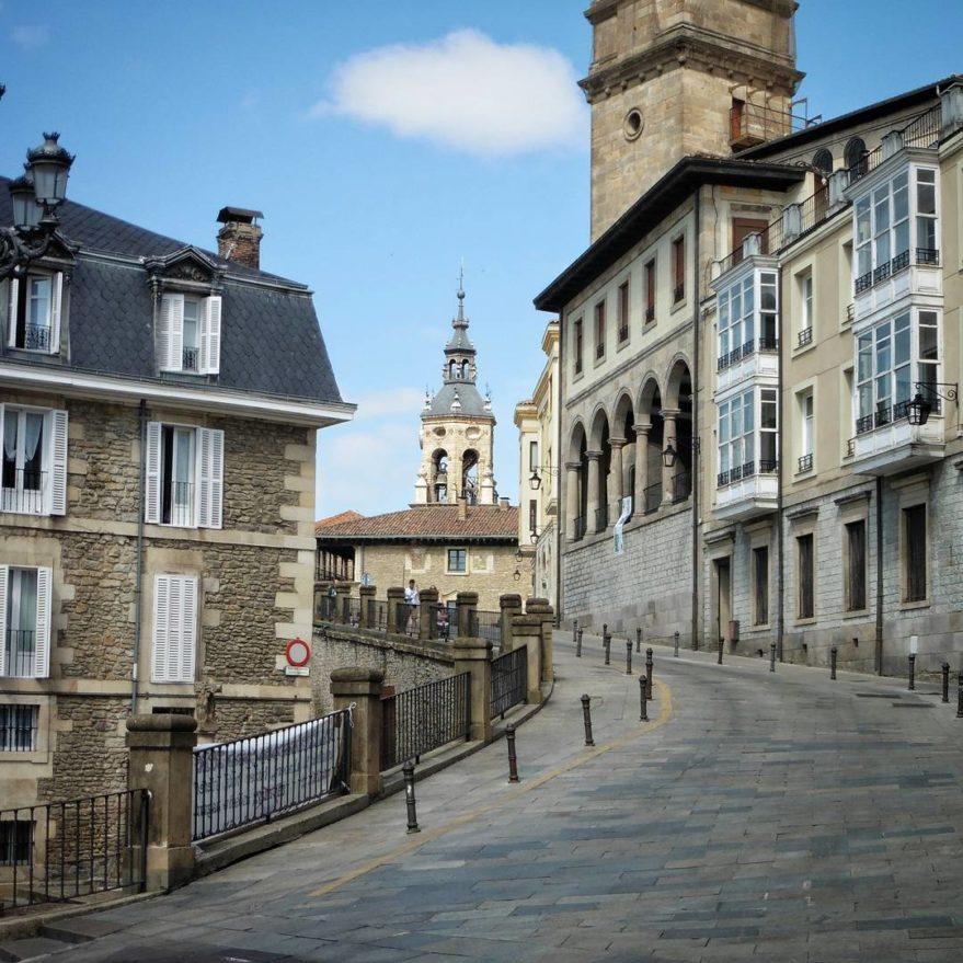 Doce lugares de foto en #Vitoria-Gasteiz