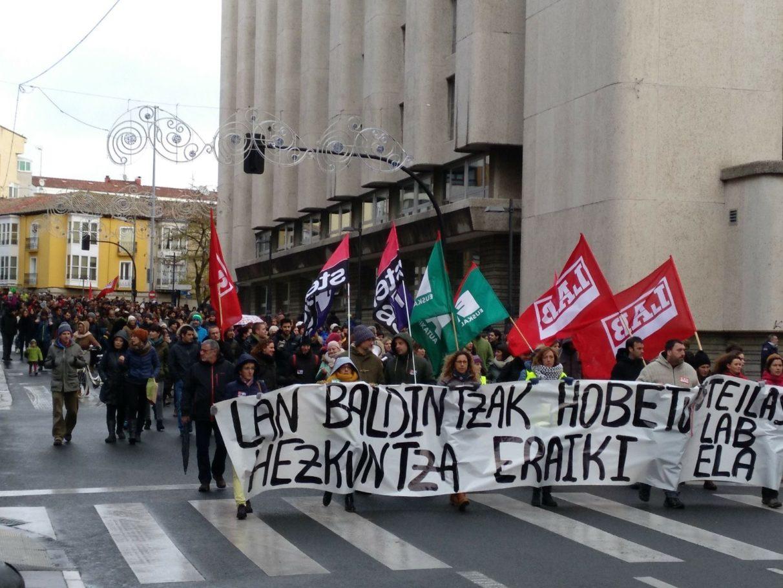 Huelga profesores Educación