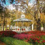 kiosco florida otoño vitoria