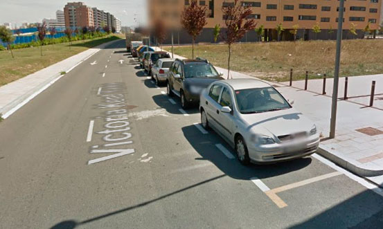 multas sentido contrario aparcar