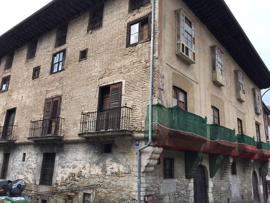 palacio maturana verastegui vitoria restauracion