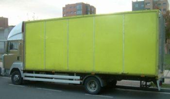 camion avenida zabalgana