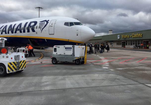 Ryanair bajará el segundo equipaje de mano a la bodega