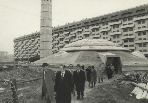 Txagorritxu y Gazalbide: hospital, Conservatorio, Palacio de Congresos y hasta un ovni