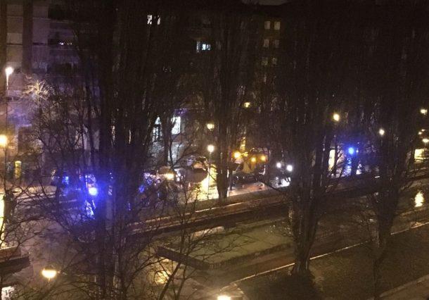 Cuatro heridos en dos atropellos en Abendaño y Salburua