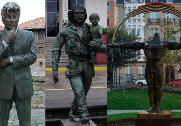 Casto Solano estrenará una escultura en la Plaza Santa Bárbara