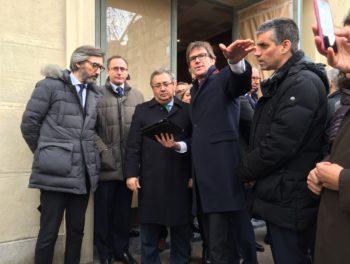 ministro interior memorial víctimas vitoria