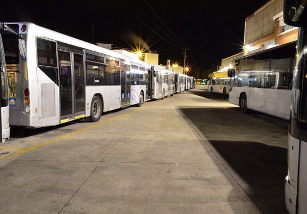 El proyecto del BRT sigue adelante sin las nuevas cocheras