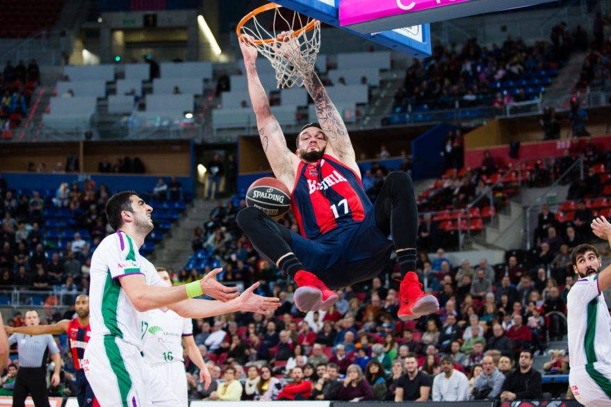 Baskonia Unicaja Vitoria