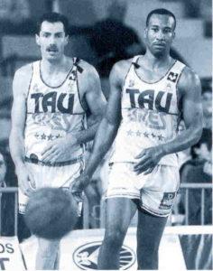 Mc Pherson y Larry Micheaux.
