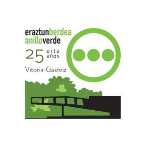 anillo verde vitoria 25 aniversario