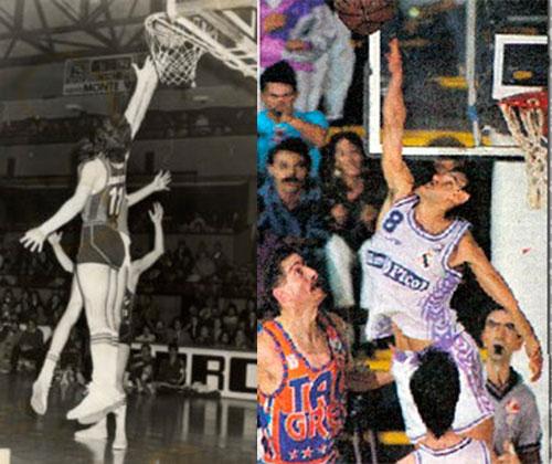 Vitoria y la Copa de baloncesto: una relación que ya se vivía en blanco y negro