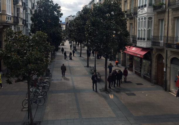 El centro de Vitoria-Gasteiz: por qué ya no es lo que era
