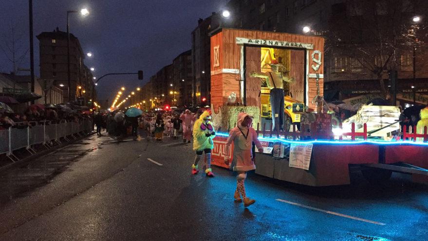 Conoce todas las comparsas del Carnaval 2019 en Vitoria-Gasteiz