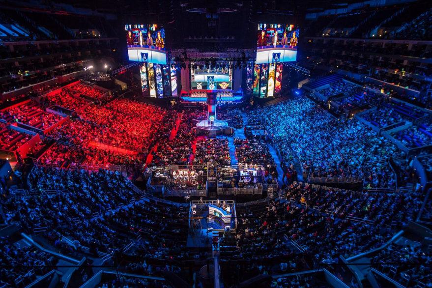 esports vitoria videojuegos