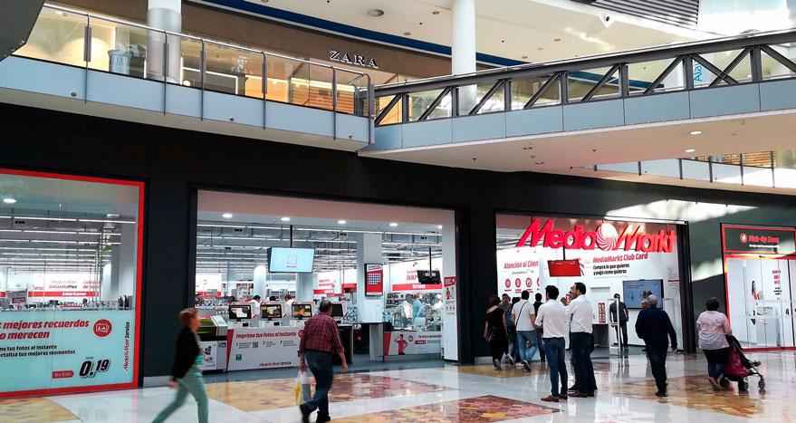 Media Markt se traslada a la galería interior de El Boulevard