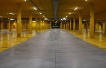 parking palacio europa