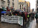 huelga colegios concertados vitoria mayo