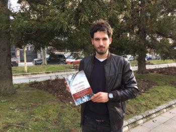 Álvaro Arbina, autor de La Sinfonía del Tiempo