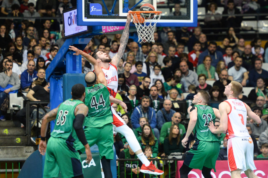 baskonia joventut araberri playoffs