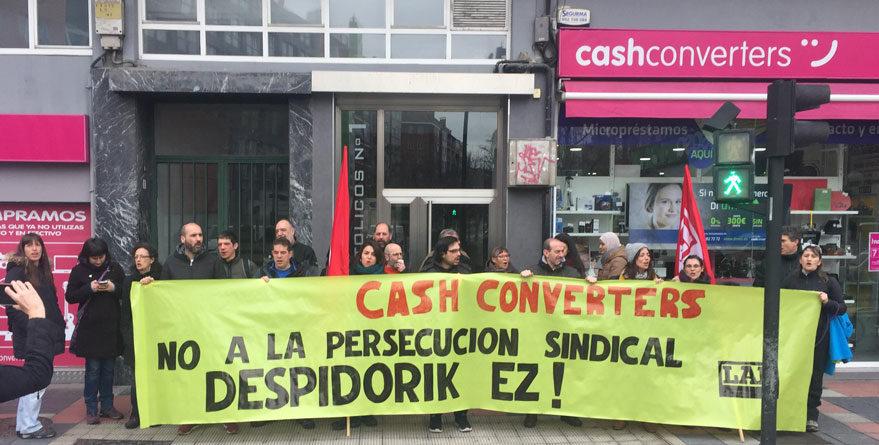 cash converters despido