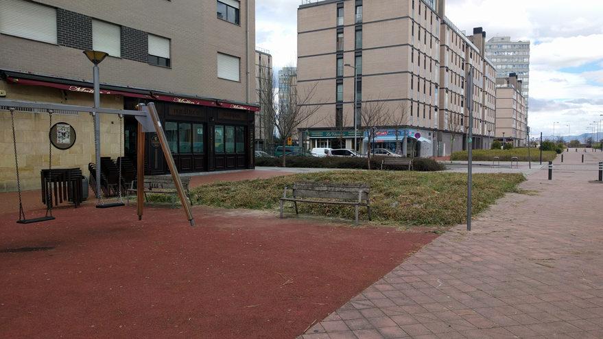 recorte plantas paseo estrasburgo