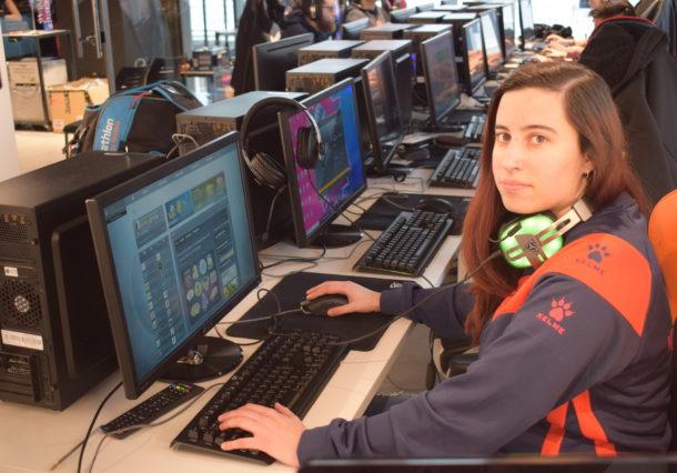 Martuka93: 'streamer' alavesa de videojuegos con más de 220.000 seguidores
