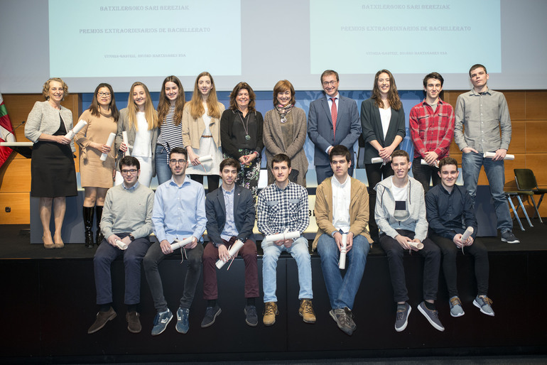 premios bachillerato 2017 euskadi