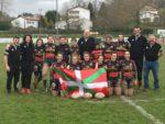 seleccion alava rugby femenino sub15