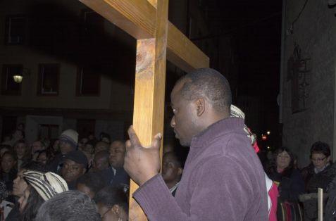 Berakah organiza la décima edición del Via Crucis del Mundo
