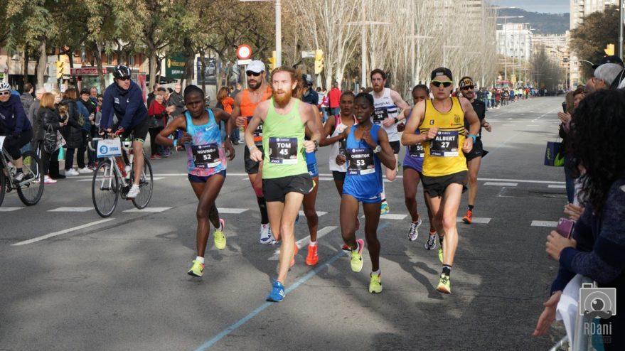 cómo recuperarse de un Maratón