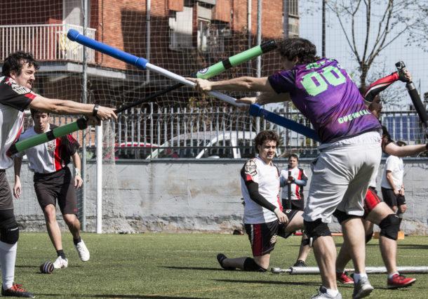 Vitoria-Gasteiz descubre el jugger