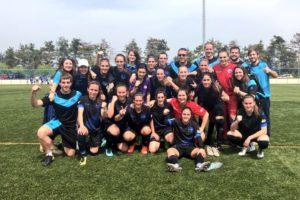 Vitoria-Gasteiz mantendrá sus dos equipos en Segunda División femenina