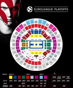 play offs euroleague baskonia precios