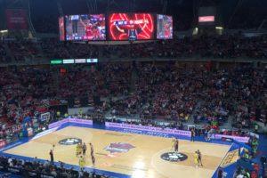 El Buesa Arena tendrá una red Wifi abierta para emplear durante los partidos