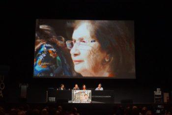 Vitoria-Gasteiz rememora los horrores del Holocausto