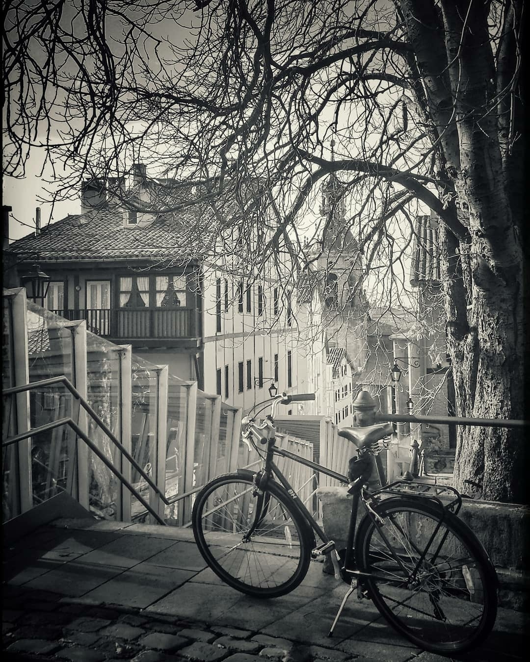 bicicleta paisaje Vitoria