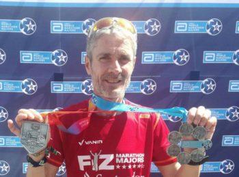 Martín Fiz gana en su categoría las seis maratones más importantes