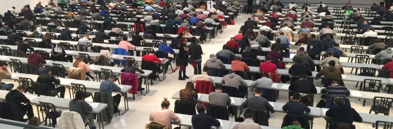 Vitoria-Gasteiz abre la inscripción a la OPE